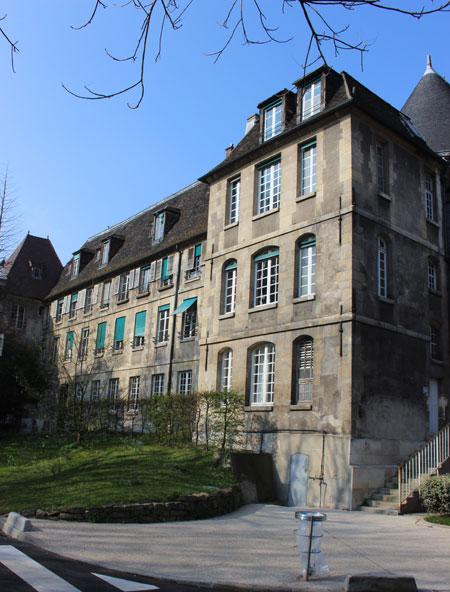L'abbaye de Port-Royal - Les bâtiments conventuels