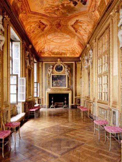 L'hôtel Amelot de Bisseul : la grande galerie