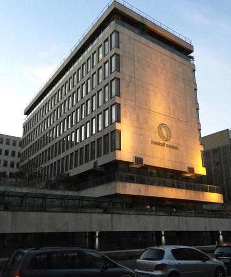 L'ancienne banque Rothschild