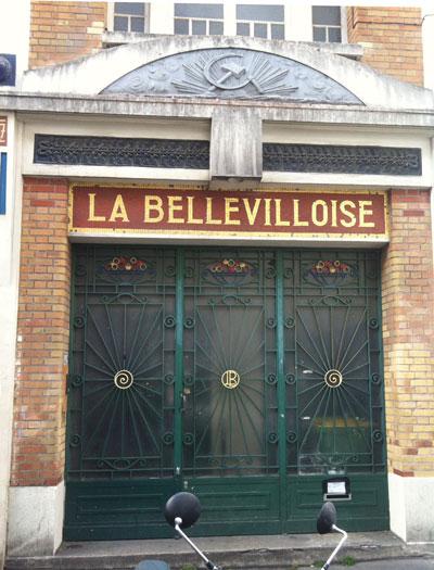 La Bellevilloise - Second bâtiment ajouté en 1927