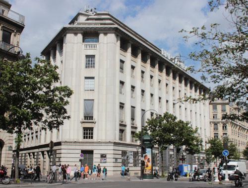 La Banque Nationale du Commerce et de l'Industrie - Siège de BNP-Paribas
