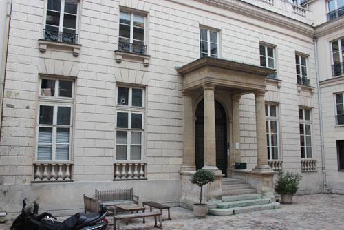L'hôtel de Botterel-Quintin