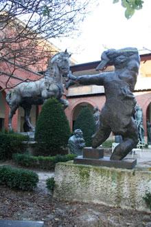 Musée Antoine Bourdelle - Le jardin