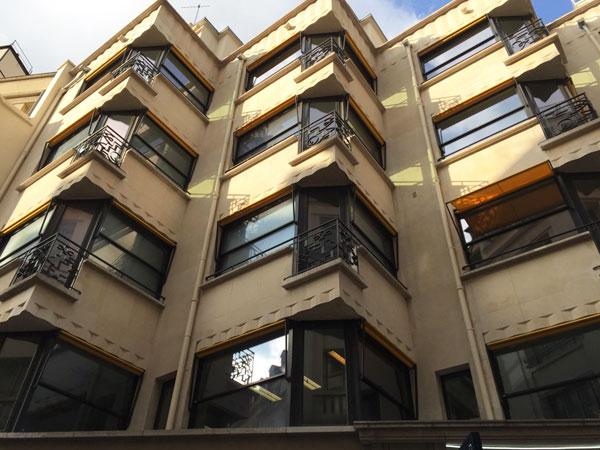 immeuble de bureaux rue Feydeau