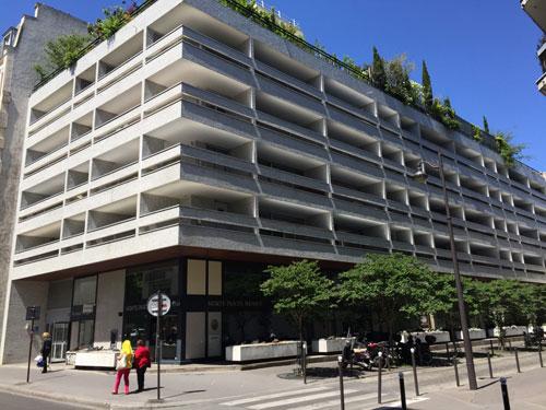 Immeuble mixte Rue Saint-Dominique