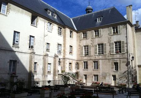 Le couvent des Carmes - Les bâtiments conventuels