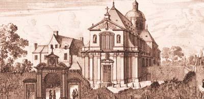 L'église Saint-Joseph des Carmes