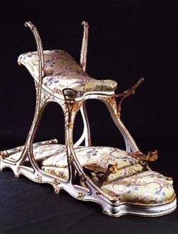 La chaise de volupté