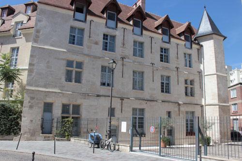 Le château de la Reine Blanche, ancienne maison de teinturiers