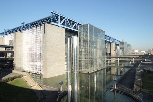La Cité des Sciences et de l'Industrie