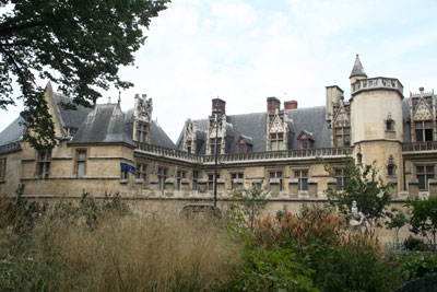 L'hôtel de Cluny - Musée du Moyen-Age