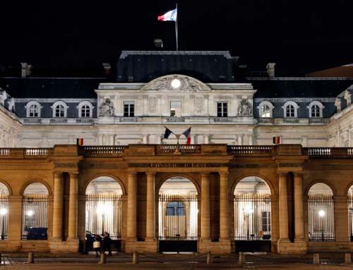 Le Conseil d'Etat - Palais-Royal