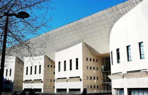 le Conservatoire National de Musique et de Danse