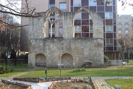 Le couvent des Cordelières