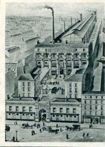 La manufacture Couesnon au XIXe siècle