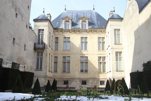 L'hôtel de Donon – Musée Cognac-Jay