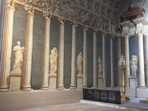 L'église Sainte-Marguerite : la chapelle des Ames du Purgatoire