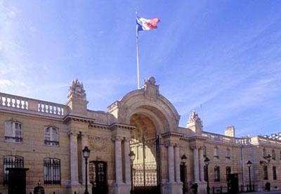 L'Hôtel d'Evreux - Le portail
