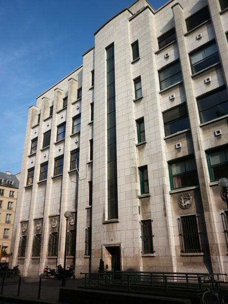 La Faculté de Médecine - Université René Descartes