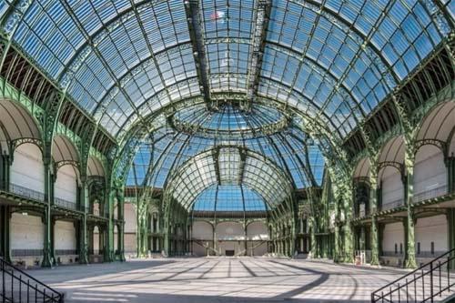 Le Grand Palais - La nef