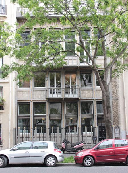 Maison-Agence d'Architecture Paul Guadet