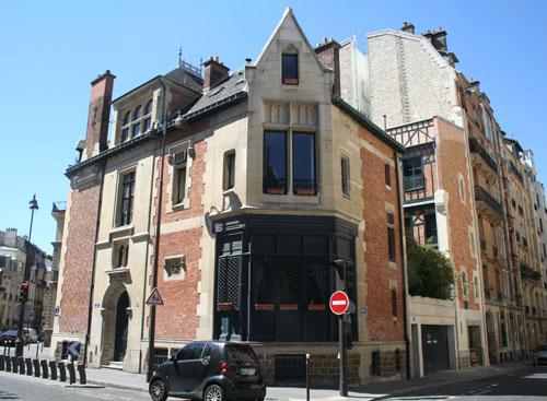 L'hôtel Guerlain