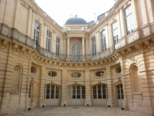 L'hôtel de Beauvais - Les communs et la chapelle
