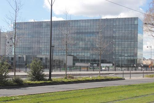 L' Hôtel industriel Berlier