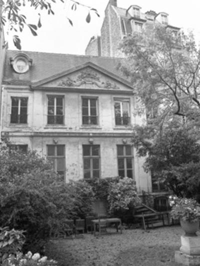 L'hôtel de Lesdiguières