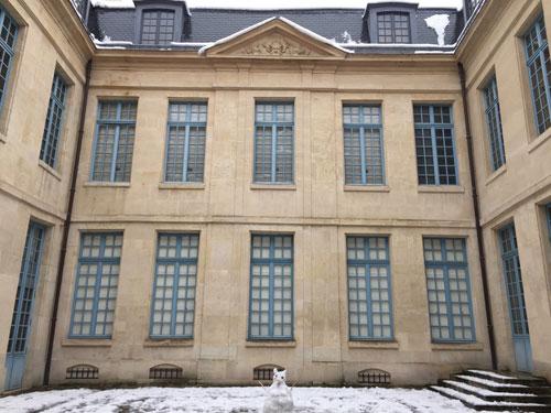 L'hôtel de Mongelas abrite désormais les collections du musée