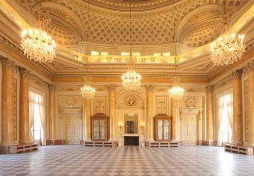 L'Hôtel des Monnaies - La salle d'honneur