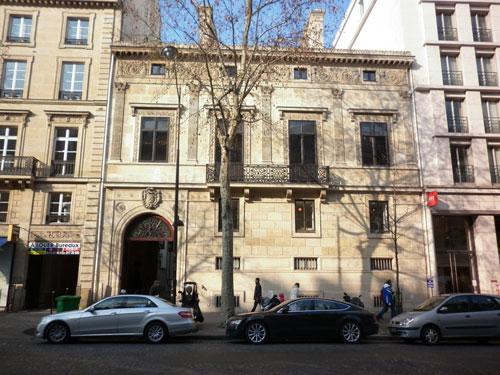 L'hôtel de Pourtalès