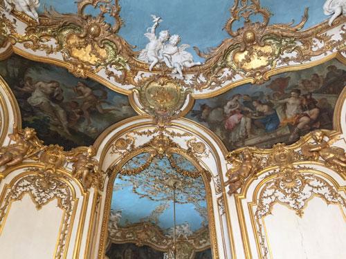 L'hôtel de Soubise : le salon de la princesse de Soubise