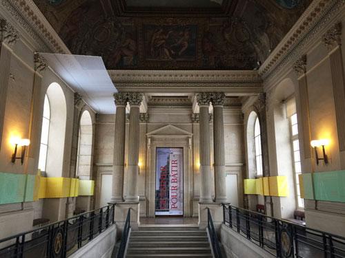 L'hôtel de Soubise : le grand escalier