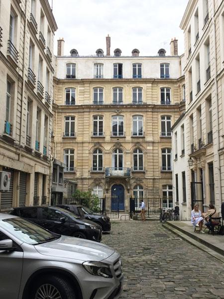 L'hôtel des Dames de Saint-Chaumond
