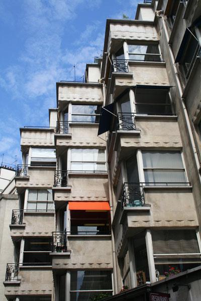 immeuble de bureaux, rue Feydeau