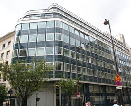 Immeuble de bureaux Rue de la Victoire
