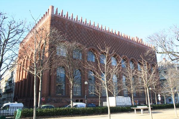 L'Institut d'Art et d'Archéologie