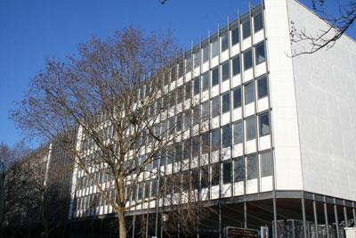 Faculté de Jussieu