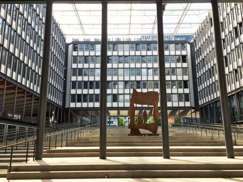 La Faculté des Sciences de Jussieu