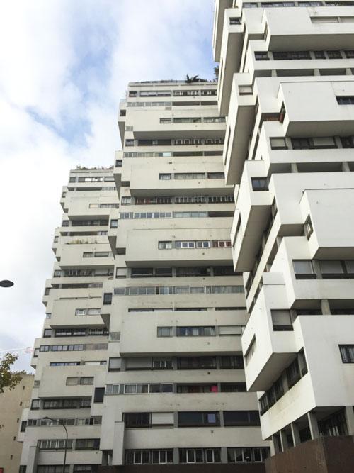 Logements rue Erard