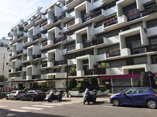 Logements Rue Saint-Ambroise