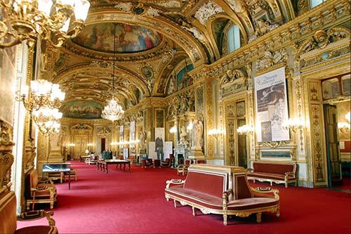 Le Palais du Luxembourg - La salle des Conférences