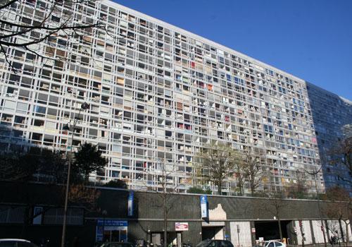 Immeuble d'habitation Maine-Montparnasse II