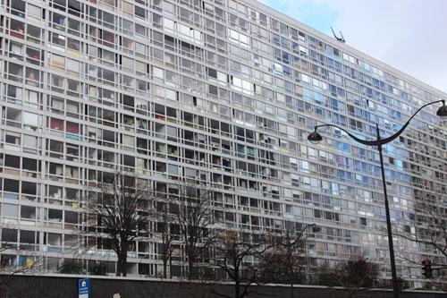 L'immeuble Maine-Montparnasse II
