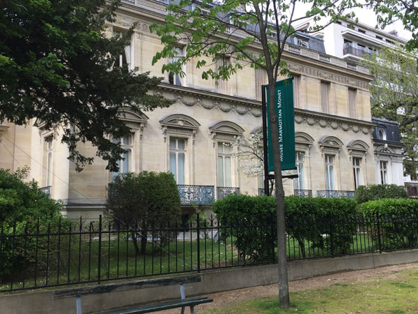 Le musée Marmottan-Monet