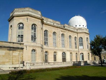 L'Observatoire de Paris - Façade Sud