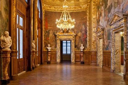 L' Opéra-Comique - Le foyer