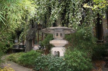 La Pagode - jardin