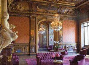 L'hôtel de la Païva - Le salon